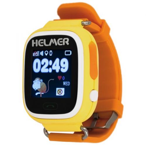 Helmer LK 703 dětské žlutý