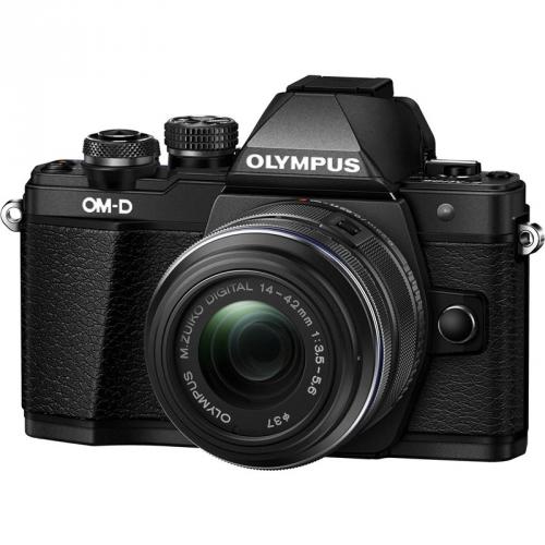 Olympus E-M10 Mark II + 14-42 II
