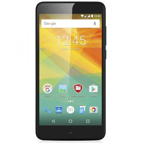 Prestigio Grace S7 Dual SIM černý + dárek