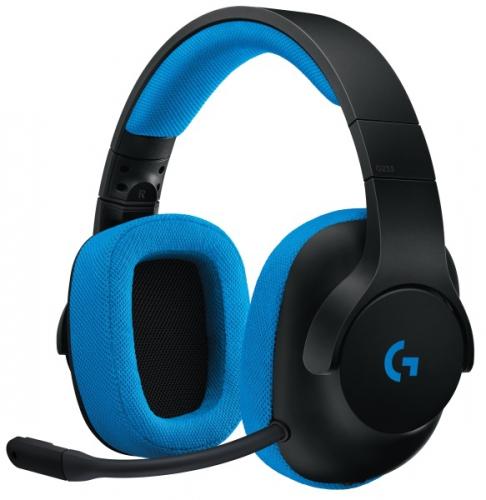 Logitech G233 Prodigy černý/modrý