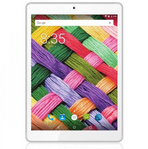 Dotykový tablet Umax VisionBook 8Qe 3G bílý + dárek