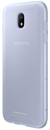 Samsung Jelly Cover pro J7 2017 (EF-AJ730T) modrý (EF-AJ730TLEGWW)