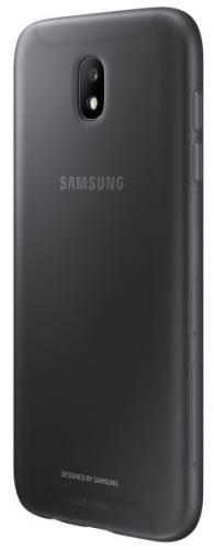 Samsung Jelly Cover pro J7 2017 (EF-AJ730T) černý (EF-AJ730TBEGWW)