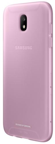 Samsung Jelly Cover pro J5 2017 (EF-AJ530T) růžový (EF-AJ530TPEGWW)