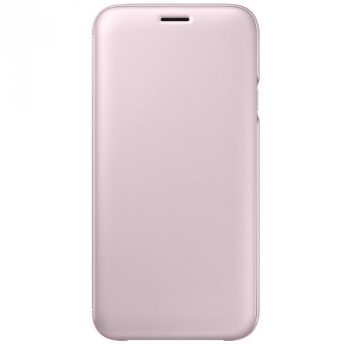 Samsung Wallet Cover pro J5 2017 (EF-WJ530C) růžové