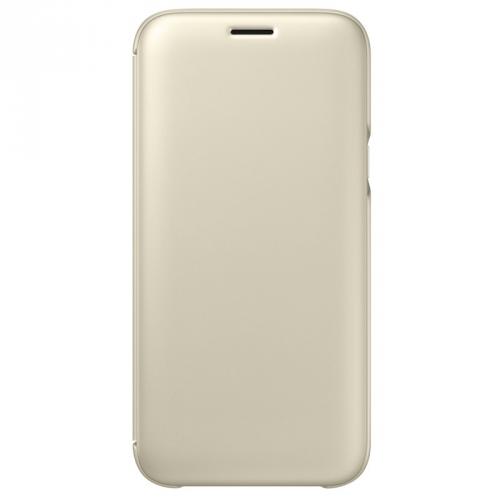 Samsung Wallet Cover pro J5 2017 (EF-WJ530C) zlaté