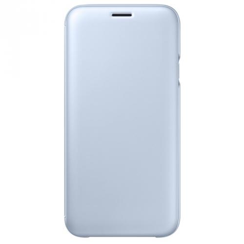 Samsung Wallet Cover pro J5 2017 (EF-WJ530C) modré
