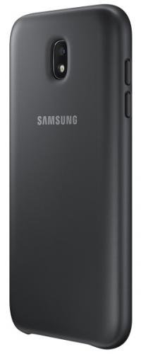 Fotografie Samsung Dual Layer Cover pro J3 2017 (EF-PJ330C) černý (EF-PJ330CBEGWW)