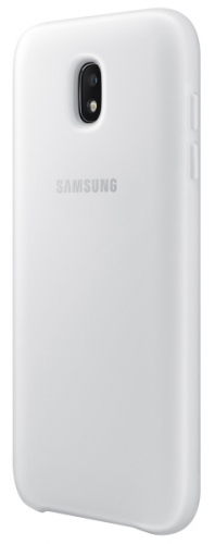 Fotografie Samsung Dual Layer Cover pro J3 2017 (EF-PJ330C) bílý (EF-PJ330CWEGWW)