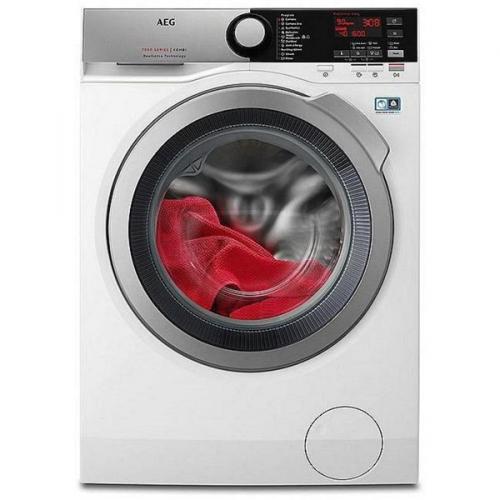 Automatická pračka se sušičkou AEG Dualsense® L7WBE69S bílá + DOPRAVA ZDARMA