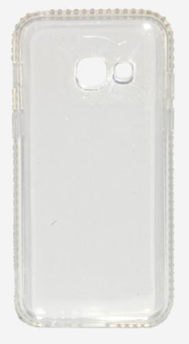 Beeyo Diamond Frame pro Samsung Galaxy A5 (2017) bílý