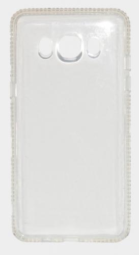 Beeyo Diamond Frame pro Samsung Galaxy J5 (2016) bílý (BEASAGAJ52016TPUFRWH)