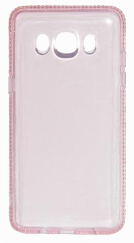 Beeyo Diamond Frame pro Samsung Galaxy J5 (2016) růžový (BEASAGAJ52016TPUFRPI)