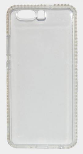 Beeyo Diamond Frame pro Huawei P10 bílý