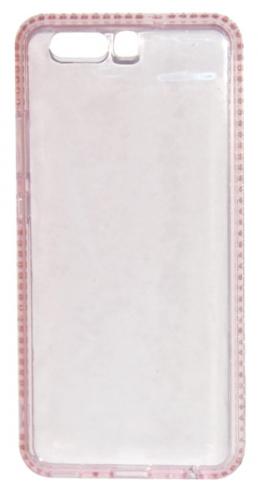 Beeyo Diamond Frame pro Huawei P10 růžový