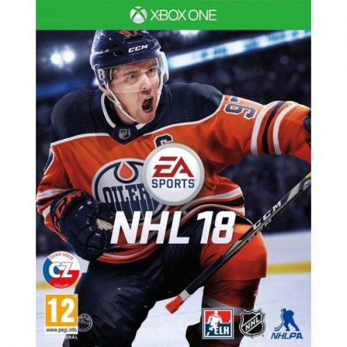 EA Xbox One NHL 18 (EAX354531)