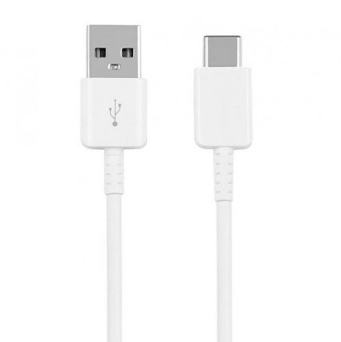 Fotografie Samsung USB-C, 1,5m, bulk bílý (EP-DW700CWE)