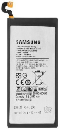 Fotografie Samsung pro Galaxy S6 (G920) Li-Ion 2550mAh (EB-BG920ABE) - bulk