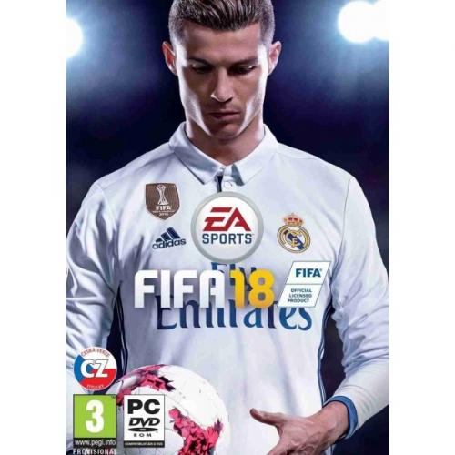 Fotografie EA PC FIFA 18 (EAPC01798)