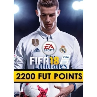 EA PC FIFA 18 FUT Points