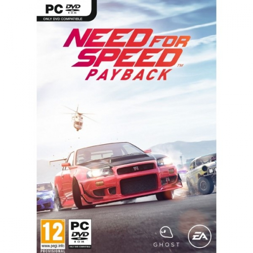 Hra EA PC Need for Speed Payback
