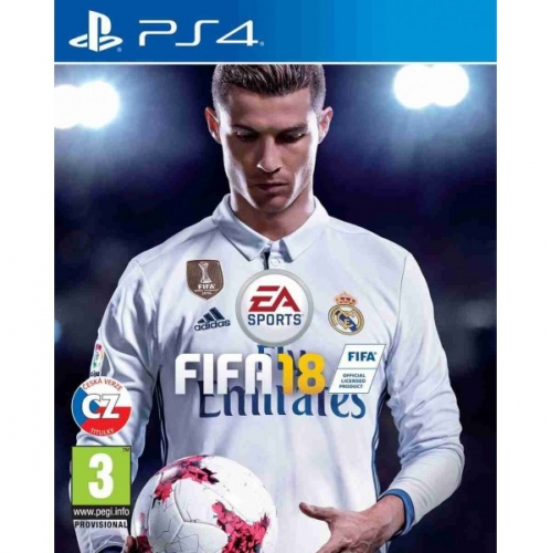 EA PlayStation 4 FIFA 18 (EAP420611)