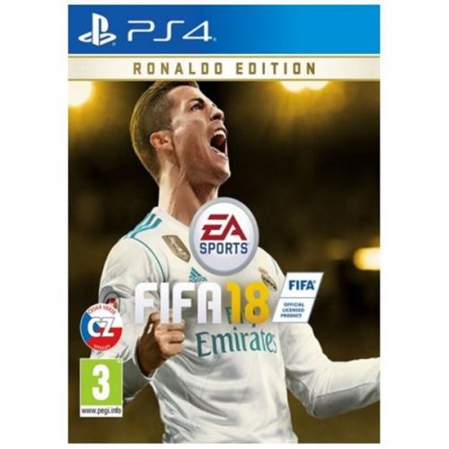 EA FIFA 18 (Ronaldo Edition)