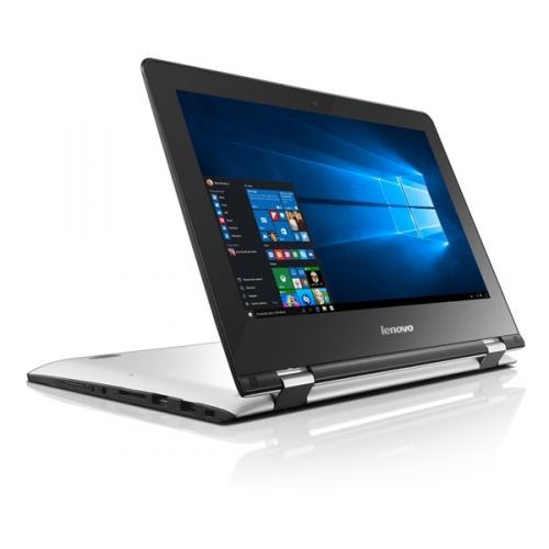 Lenovo IdeaPad YOGA 300-11IBR bílý + dárek