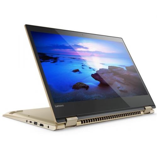 Lenovo YOGA 520-14IKB zlatý + dárek