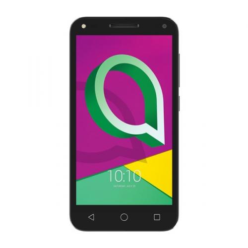 Mobilní telefon ALCATEL U5 3G 4047D Dual SIM (4047D-2AALE11) černý