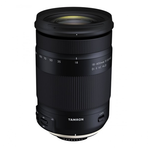 Tamron AF 18-400mm F/3.5-6.3 Di II VC HLD pro Canon černý