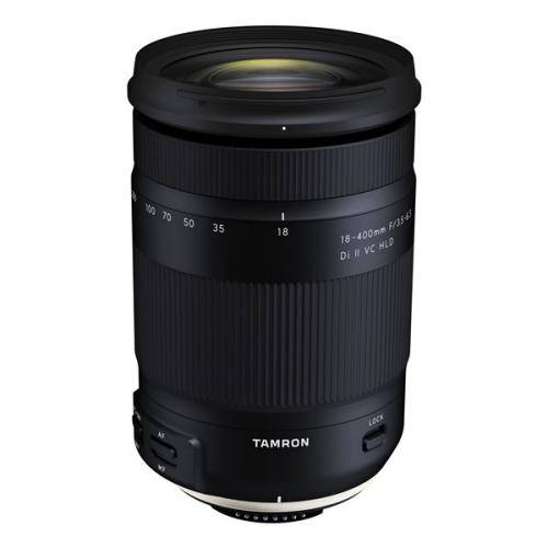 Objektiv Tamron AF 18-400 mm F/3.5-6.3 Di II VC HLD pro Nikon černý