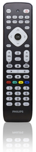 Dálkový ovladač Philips SRP2018/10 černý