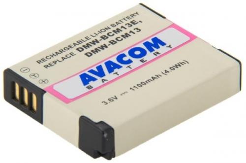 Avacom Panasonic DMW-BCM13/BCM13E Li-Ion 3,6V 1100mAh