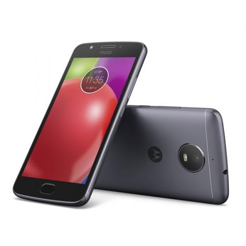 Motorola Moto E Dual SIM šedý + dárek (PA750057CZ)
