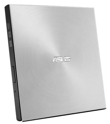Externí DVD vypalovačka Asus SDRW-08U7M-U slim stříbrná