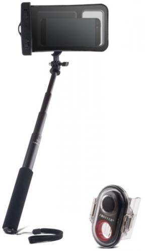 Forever PMP-04 Waterproof, externí ovládací tlačítko černá
