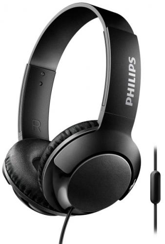 Sluchátka Philips SHL3075BK černá
