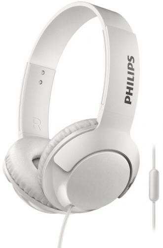 Sluchátka Philips SHL3075WT bílá