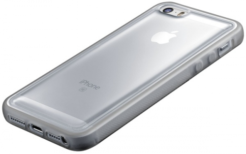 CellularLine ANTI-GRAVITY pro Apple iPhone 5/5s/SE průhledný