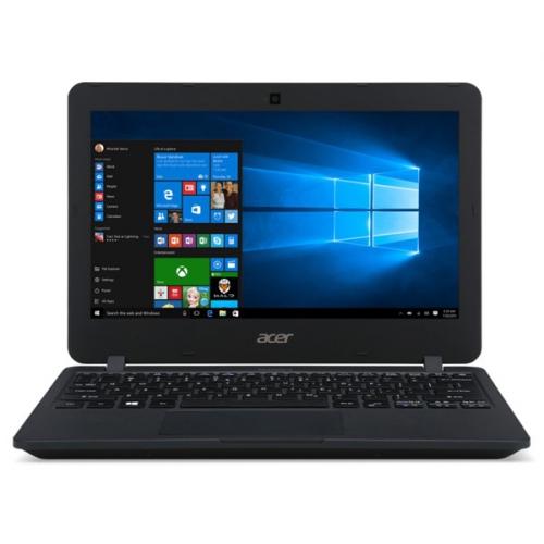 Acer TravelMate TMB117-M-C4GF černý + dárek