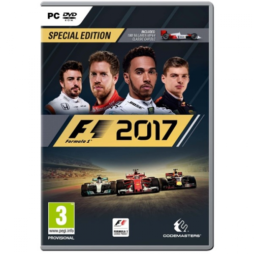 Fotografie Codemasters PC F1 2017 (92171219)