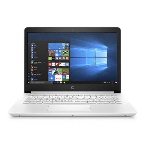 HP 14-bp002nc bílý + dárek