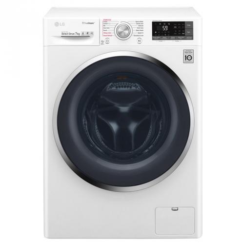Pračka LG F72J8HS2W bílá