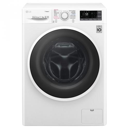 Pračka se sušičkou LG F70J7HG0W bílá