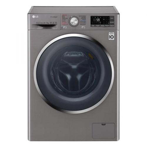 Automatická pračka se sušičkou LG F94J8FH2S stříbrná + DOPRAVA ZDARMA