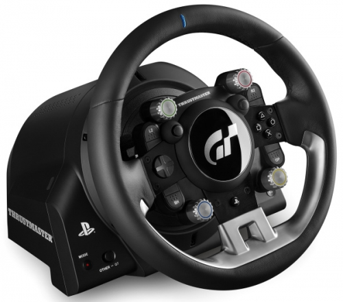 Thrustmaster T-GT pro PS4 a PC + pedály