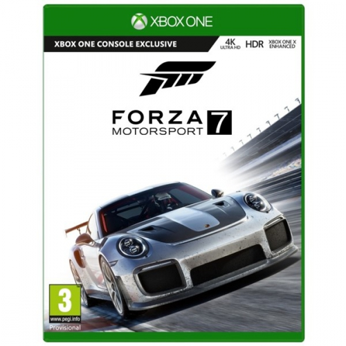 Microsoft Xbox One Forza Motorsport 7
