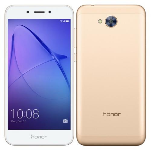 Honor 6A Dual SIM zlatý + dárek