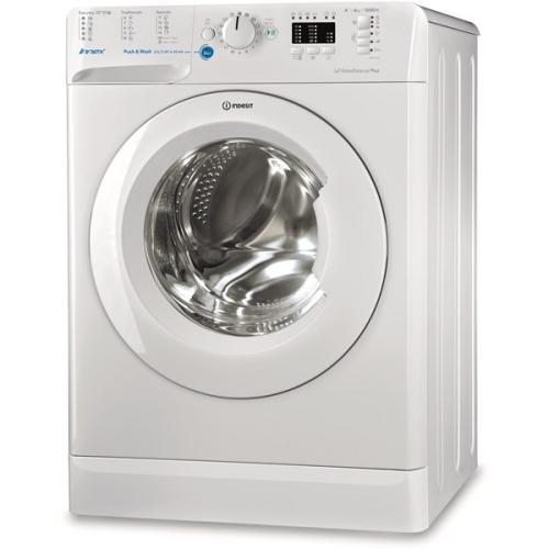 Pračka Indesit Innex BWSA 61052 W EU bílá